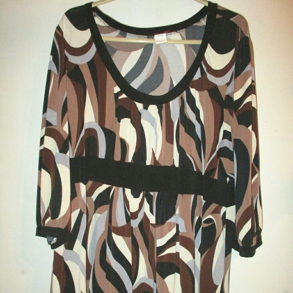 Candy Rain Dresses & Skirts - Candy Rain Midi dress Plus 3X